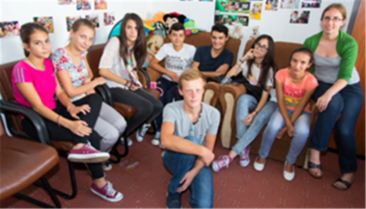 Teenagers support group 2015